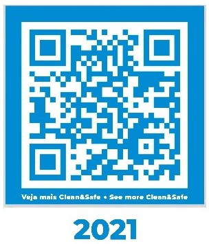 Clean and Safe QR Code